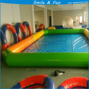 Inflatable Swimming Pool with PVC0.9mm for Tube PVC0.6mm for Bottom