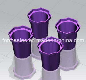 Plastic Mould Design Manufacture Flowerpot Mold Fabrication pictures & photos