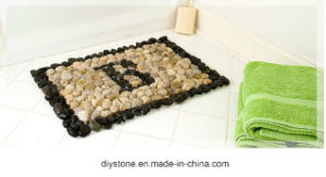 White Bathroom Mat Foot Standing pictures & photos