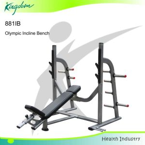 Gym Equipment Olympic Incline Bench Commercial Fitness Equipment Bench pictures & photos