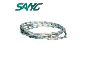 Precision Diamond Wire Rope for Stone Cutting (SG-059) pictures & photos