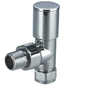 (HE-4000 HE-4001) Radiator Valve with Zinc Handle Wheel for Water