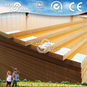 Melamine MDF/ Laminated MDF (NSWS-MF0018) pictures & photos