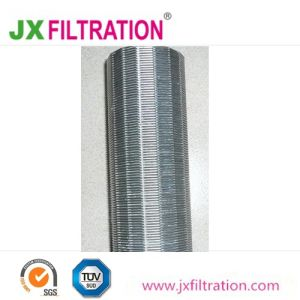 Stainless Steel Wedge Wire Cylindrical Screen pictures & photos