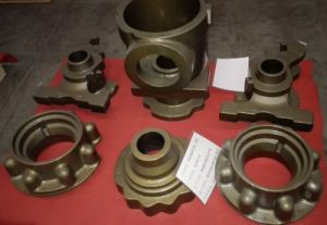 Machining Parts, Small Iron Casting Parts, Ductile Iron & Gray Iron Casting Parts, Sand Casting pictures & photos