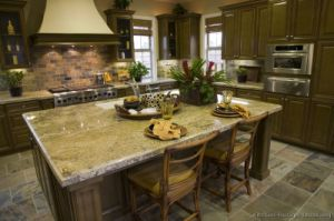 Olive Color Kitchen Cabinet (O6) pictures & photos