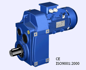 Parallel Shaft Helical Gear Reductor