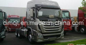 Hyundai Tractor Truck 6X4 pictures & photos