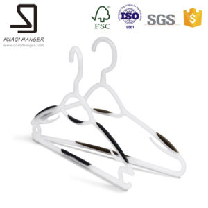 Plastic Hanger, Coat Hanger, Pant Hanger, Cheap Supermarket Hanger pictures & photos