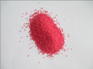 Colored Speckles for Detergent Powder Decoration