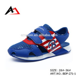 Sports Shoes Walking Fashion Leisure Breathable Footwear for Kids (BDP-271-1) pictures & photos