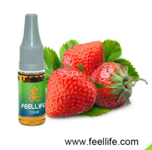 Strawberry Flavour E-Liquid 10ml