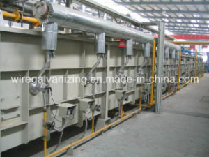 Wuxi Manufacturer Annealing Furnace Used for Steel Tyre Cord pictures & photos