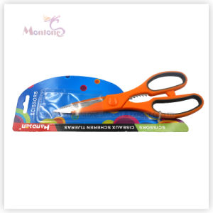 "8.75"" 97g Stainless Steel Multifunctional Kitchen Scissors/Shears (blade thickness=1.8) pictures & photos"