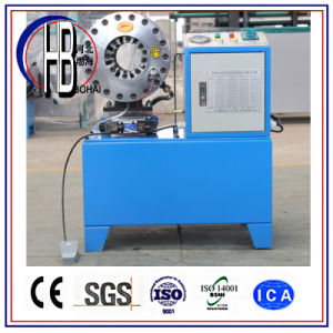 2 Inches Ten Free Dies Finn Power P52 Hydraulic Hose Crimping Machine with  Lowest Price