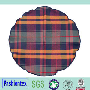 Round Shape Handkerchief Cotton Round Hanky Pocket Round pictures & photos