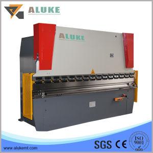 CNC Hydraulic Sheet Metal Manual Rolling Machine pictures & photos