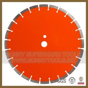 Diamond Tools Diamond Saw Blade (concrete and asphalt cutting) pictures & photos