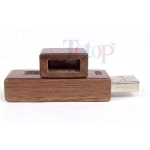 Eco USB Flash Drive Eco Wooden USB Stick Eco Bamboo USB pictures & photos