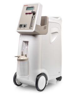 Yuwell Greatest Extent Medical Oxygen Concentrator (9F-3)