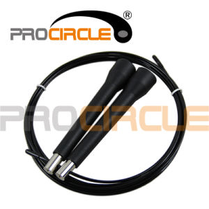 Adjustable Cable Wire Crossfit Speed Rope (PC-JR1092) pictures & photos