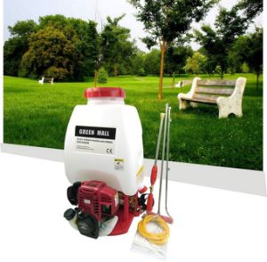 Knapsack Power Sprayer Powered by Honda Engine (GX35) pictures & photos