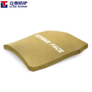 Double Curve Silicon Carbide Ceramic Bulletproof Plate