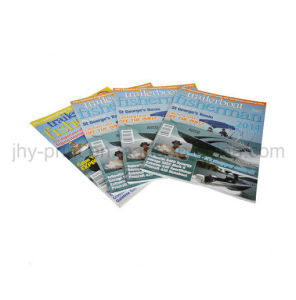 High Qaulity Full Color Magazine Printing Service (jhy-300)