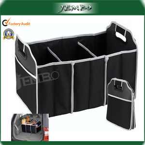 Non-Woven Foldable Car Tool Storage Tidy Heavy Compartment Storage Box pictures & photos