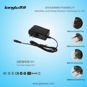 5V/9V/12V/1.5A UL Standard Switching Power Adapter for Plug in