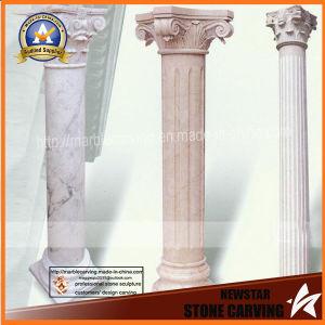 garden pillars. Indoor Marble Columns, Hotel Stone Pillars, Garden Pillars A