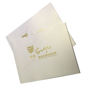 Customized Catalogue with Gold Stamping pictures & photos