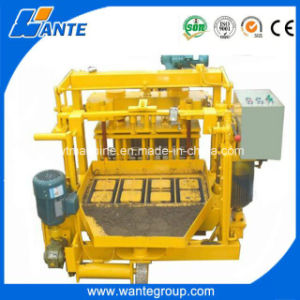 Qt40-3A Egg Laying Type Mobile Block Machine, Egg Laying Block Machine Manufacturers pictures & photos