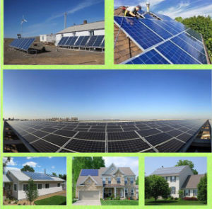 High Efficiency Poly Solar Panel 250W pictures & photos