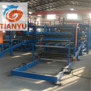 EPS Sandwich Wall Panel Roll Forming Machine/ EPS Panel Making Production Line