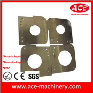 Laser Cutting Part Sheet Metal Fabrication pictures & photos