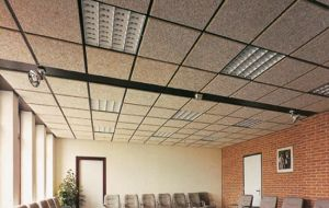 Fireproof Interior Wall Wood Wool Acoustic Panel pictures & photos