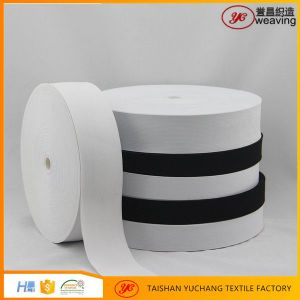 "High Quality 4"" Wide Crochet Elastic Band for Garment"
