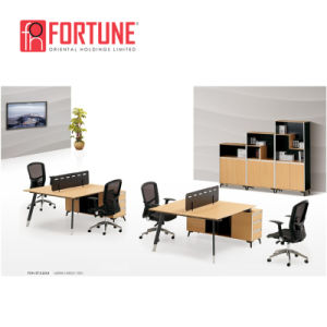 china modern wood 3 person office workstation office furniture