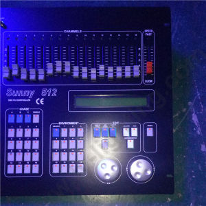 Moving Head Stage Lighting RGBW LED DMX Controller pictures & photos