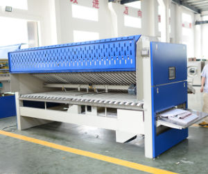 Laundry Bedsheet Folding Machine For Hotel/ Laundry Machine
