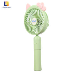China New Product 3W Small Wall DC Electric Fan Home Appliance