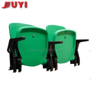 Blm-4709 Juyi Factory Aluminium Leg Soccer UV Fading Gym Stadium Fashion Style Portable Outdoor Plastic Folding Chairs VIP Seats pictures & photos