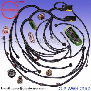 china 62 pin ecu socket waterproof volvo truck wire harness china62 pin ecu socket waterproof volvo truck wire harness