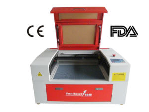 High Speed Invitation Card Laser Cutting Machine 50W pictures & photos