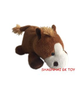 China Plush Farm Animal Stuffed Toy Plush Horse China Horse Farm