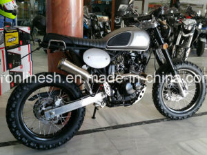 Bp Fa Flat Tracker Euro4 Learner Legal 125cc Street Road Use Retro ECE Motorcycle