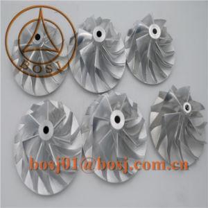 China Rhg6 Turbo Billet Compressor Wheel Gm Chevy Duramax 66l Lb7