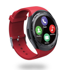 Round Screen Wrist Bluetooth Mobile Phone Smart Watch