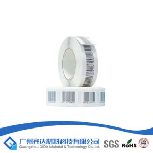 EAS RF Label 8.2MHz RF RFID Soft Label pictures & photos